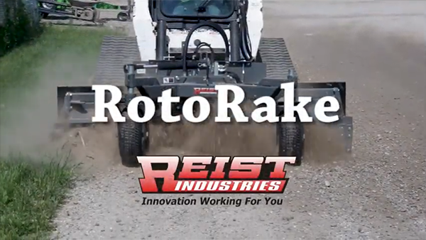 Roto Rake Video